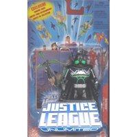 Unlimited Batman in Black Suit Action Figure, By Justice League