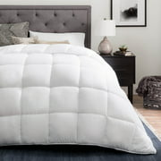 Linenspa All-Season Reversible Down Alternative Microfiber Comforter