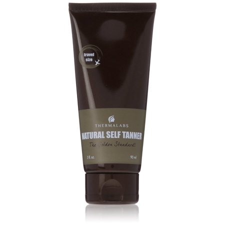 Organic Self Tan Lotion 3 oz for Traveling. Bronzing on the go! Ultra Natural Glow Face & Body Tanner. Men & Women Tanners. Gradual Subtle to Dark Sunless Fake Tanning. Express Self-Tan Beauty (Best Fake Tan For Face)