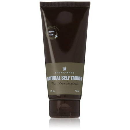 Organic Self Tan Lotion 3 oz for Traveling. Bronzing on the go! Ultra Natural Glow Face & Body Tanner. Men & Women Tanners. Gradual Subtle to Dark Sunless Fake Tanning. Express Self-Tan Beauty