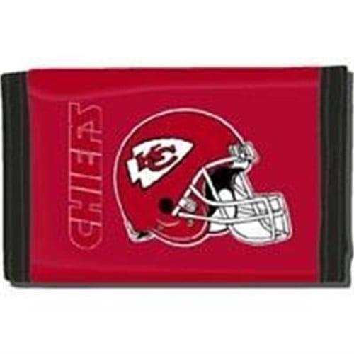Nylon Wallet - Kansas City Chiefs