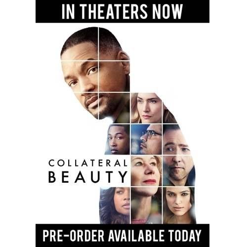 Collateral Beauty (Blu-ray + Digital HD UltraViolet + VUDU) (Walmart Exclusive) (Widescreen) by