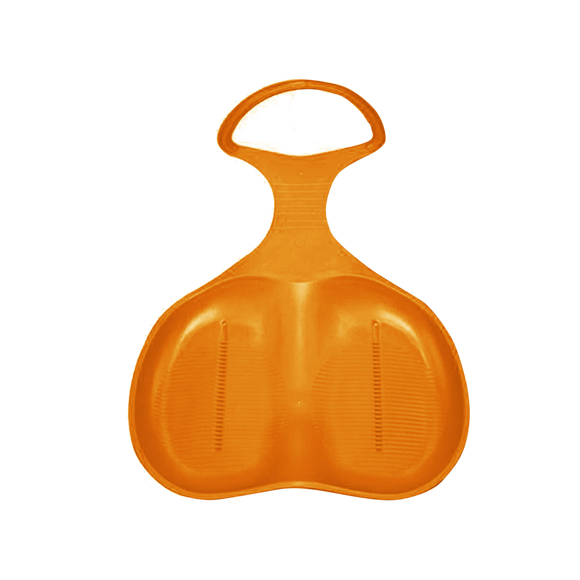 Silicone Snow Sled Handle-Orange by Consumer Goods USA
