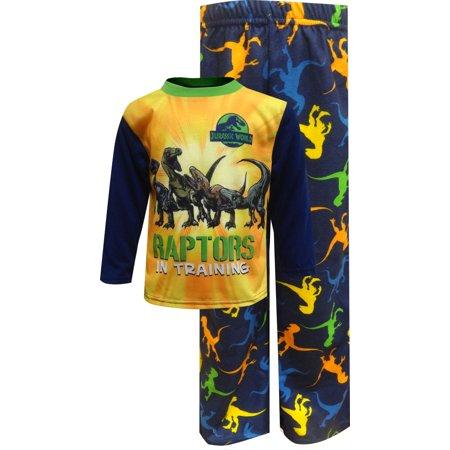 - Jurassic World Raptors In Training Toddler Pajama