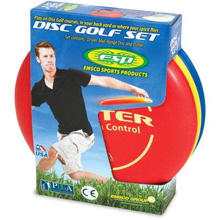 ESP Disc Golf Set - 3 Disc Set - PDGA Tournament (Pdga Disc)