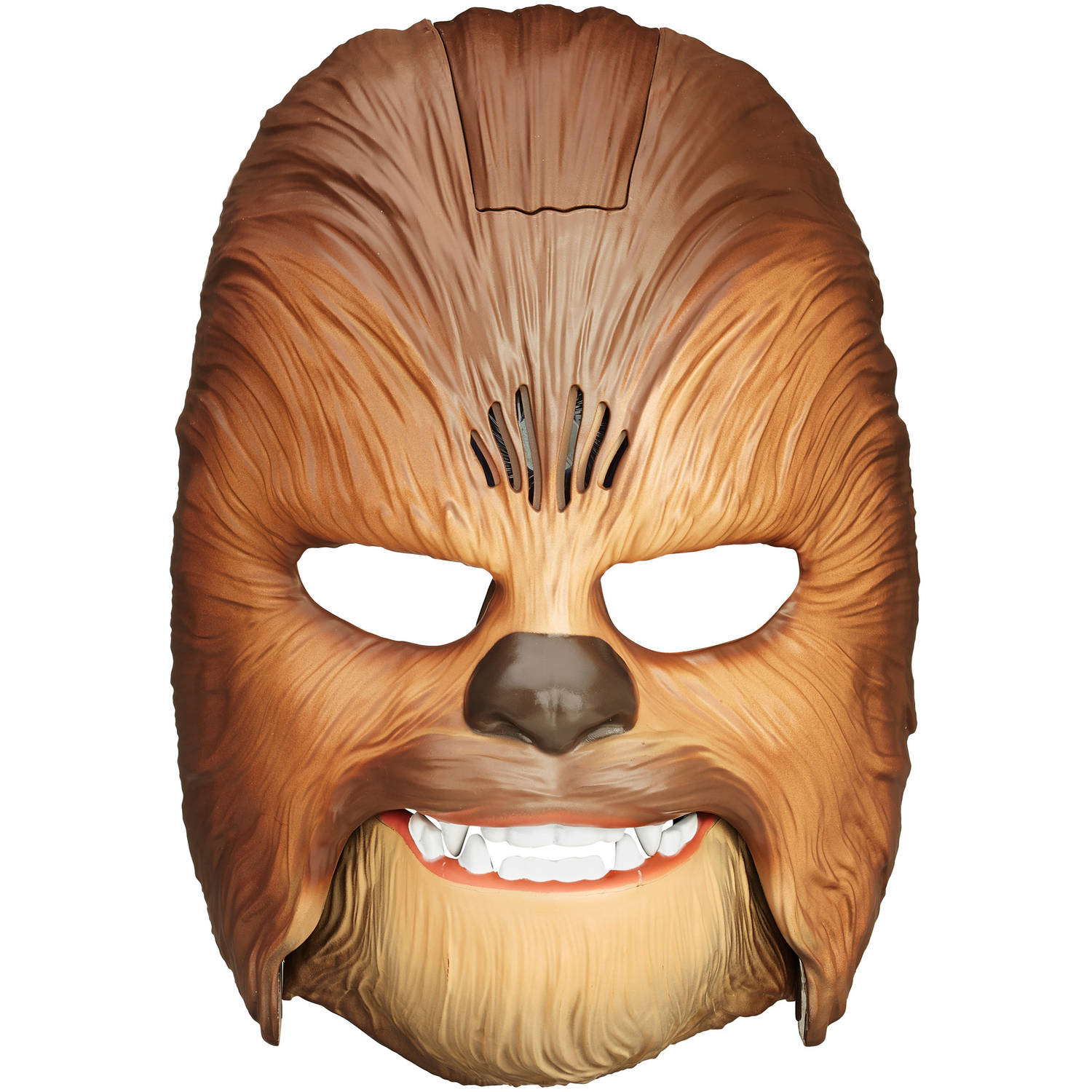 star wars the force awakens chewbacca electronic mask walmartcom - What Do You Get A Wookie For Christmas