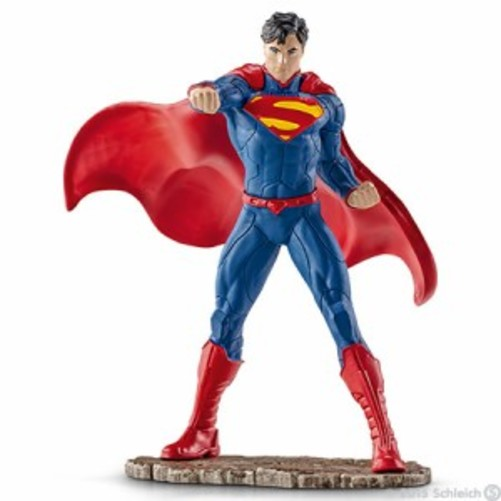 Schleich Superman, Fighting