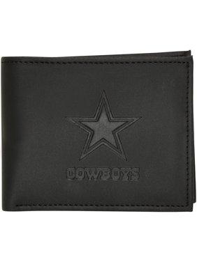Dallas Cowboys Hybrid Bi-Fold Wallet - Black