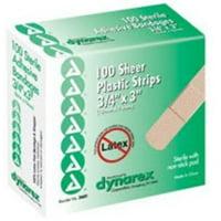 Bandage Adhesive Sheer Strip-24 BOX