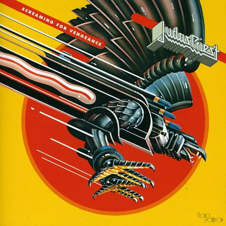 Screaming For Vengeance (CD)