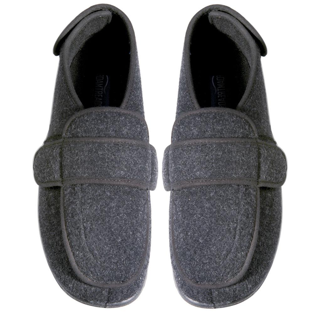 Men's Foamtreads Extra-Depth Wool Slippers - For Sensitiv...