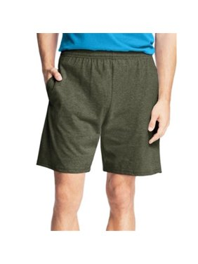 90563304097 8790 - 8990 Mens Jersey Short, Green - Large