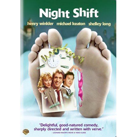 Night Shift (DVD) - Night Shift Skylanders