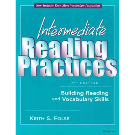 Intermediate Reading Practices, 3rd Edition : Building Reading and Vocabulary (Building An Enriched Vocabulary Fifth Edition Answers)