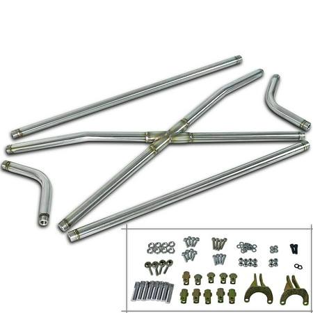 - Spec-D Tuning 1996-2000 Honda Civic 3D Hb C-Pillar X Cross Strut Tie Bar Rear Trunk Suspension 96 97 98 99 00