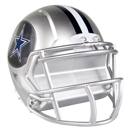 Nfl Mini Helmet - Forever Collectibles NFL Mini Helmet Bank, Dallas Cowboys