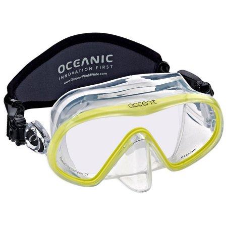 Oceanic Scuba Dive Frameless Mask