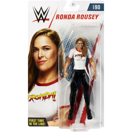 Ronda Rousey - WWE Series 90 Toy Wrestling Action Figure