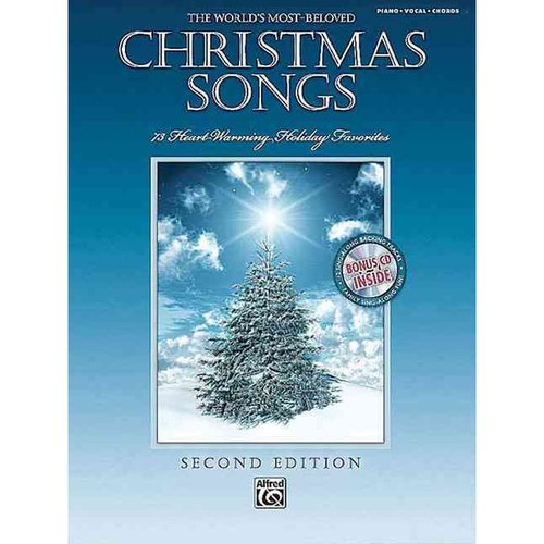 The World's Most Beloved Christmas Songs [With CD (Audio)]