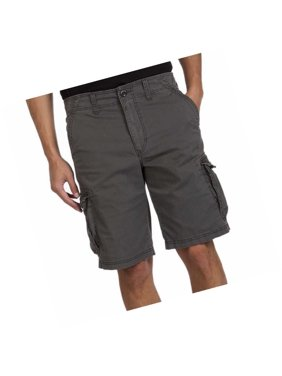 79c52a84b5 Product Image Unionbay Montego Cargo Shorts for Men Gray 34 - NEW