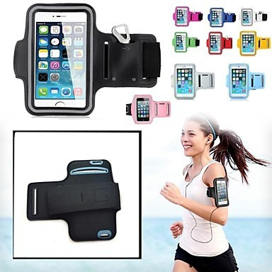 Trendy Sport Running Armband for Apple iPhone 6 (Assorted Color)