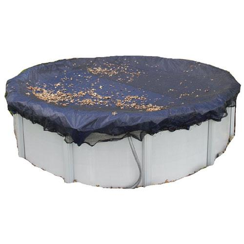 BlueWave Products WINTER COVERS WC526 Leaf Net For 15' x 30' Oval Pool