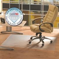 Floortex Cleartex Advantagemat 36 x 48 Chair Mat for Hard Floor, Rectangular