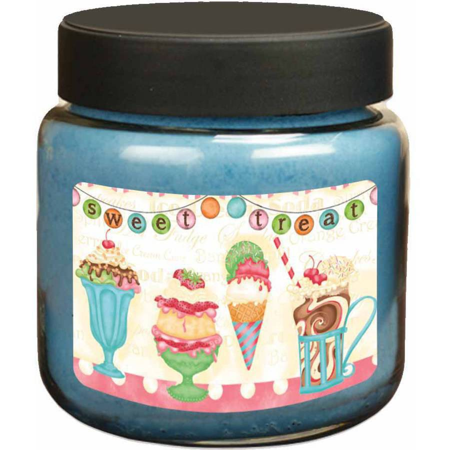 LANG Sweet Treat 16-Ounce Jar Candle, Scented with Sugar, Marshmallow and Lemon Drop