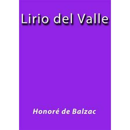 Lirio del valle - eBook