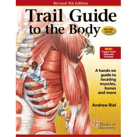Trail Guide to the Body Flashcards Vol. 1: Skeletal System, Joints, and Ligaments (Guide System)