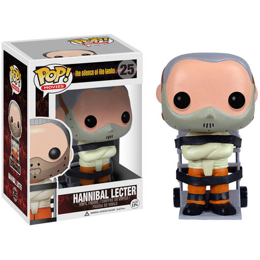 Funko Pop! Movies, Hannibal by Funko