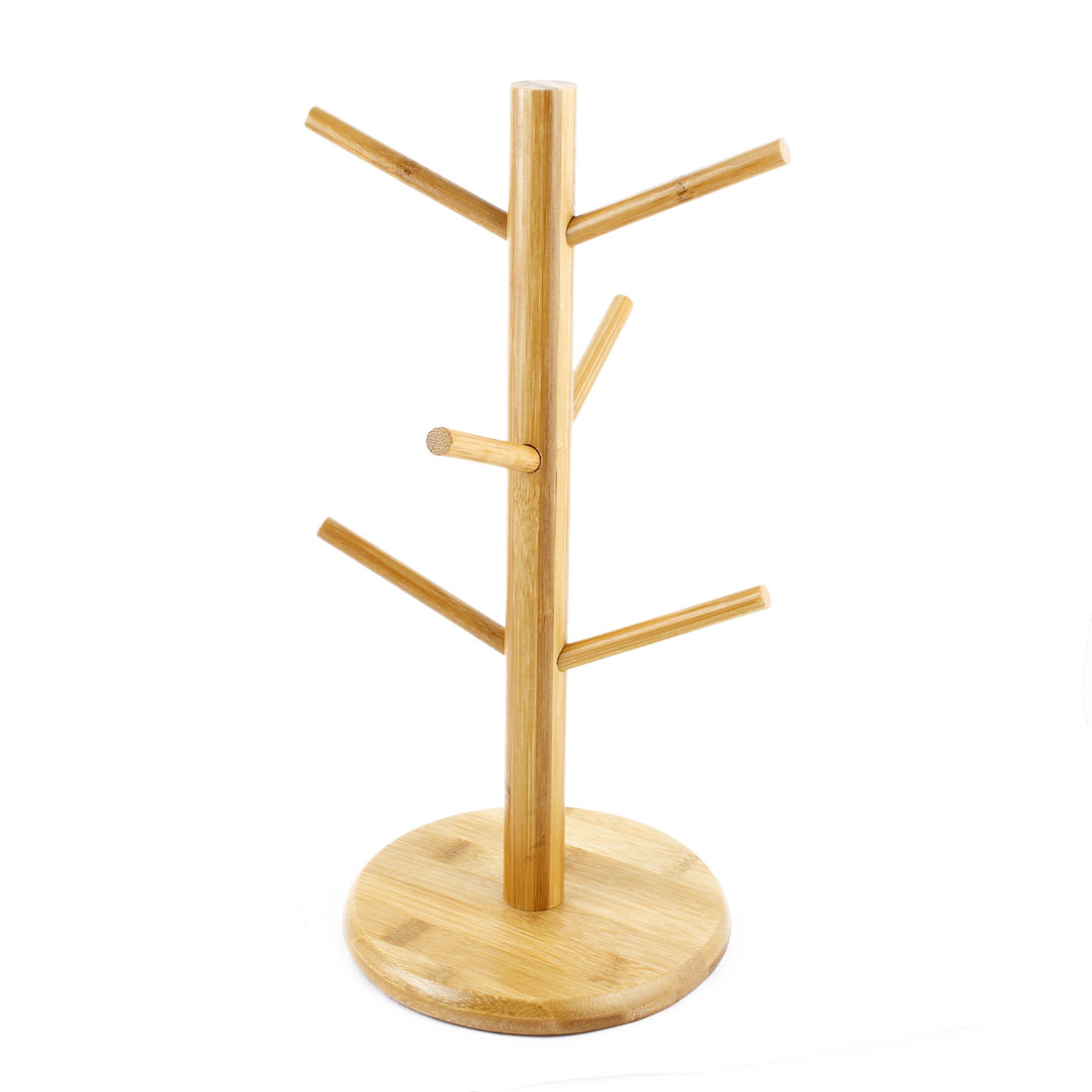 Household Bamboo Hanging Display Coffee Tea Glass Cup Holder Bracket Mug Tree Walmart Canada