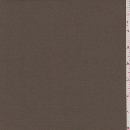Brown Tweed Jersey Knit, Fabric Sold By the Yard ()