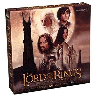 Lord of the Rings Two Towers Board Game - Lord Of The Rings Beards