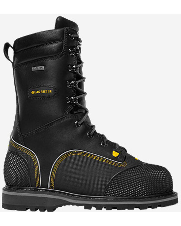 LaCrosse Men Longwall II 200G MET NMT CSA Boots by LACROSSE