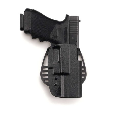 UNCLE MIKES KYDEX PADDLE HOLSTER LH SPRINGFIELD XD FULL-SIZE KYDEX BLACK