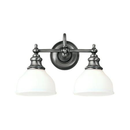Hudson Valley HV-5902-AN Bathroom Light Fixture Antique Nickel