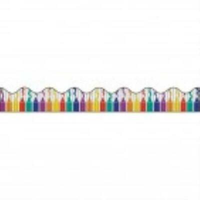 Pacon Bordette Designs (Pacon Bordette Design Decorative Border - 1 per)