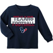 NFL Houston Texans Toddler Long Sleeve Tee