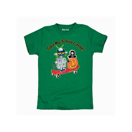 Pete The Cat Take Me To Your Toddler - Toddler Short Sleeve