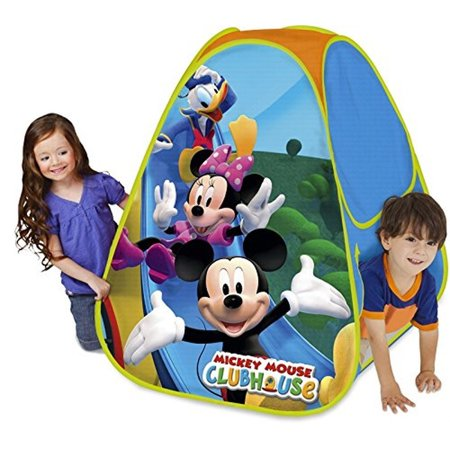 Playhut Mickey Classic Hideaway Mickey Mouse Clubhouse Tent (Mickey Mouse Tent)