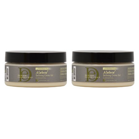 Design Essentials Natural Defining Creme Gel 75oz Pack Of 2