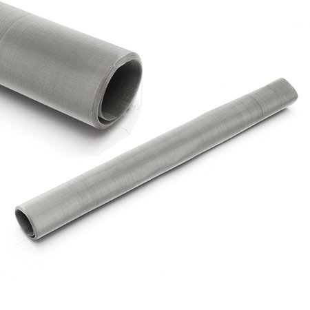 200 Mesh 75 Micron 304 Stainless Steel Wire Cloth Screen Water Filtration (75 Filtration)