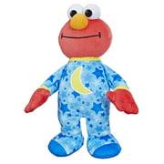 "Sesame Street 12.99"" Playskool Lullaby & Good Night Elmo Plush Toy"