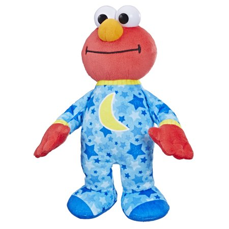 Playskool Sesame Street Lullaby & Good Night - E-l-m-o Dancing Plush