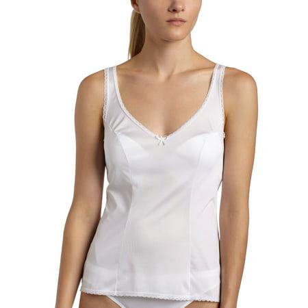 Vanity Fair Daywear Solutions Women`s Built Up Camisole, 42, Star White