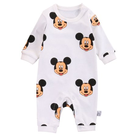 49bcce59c33 Hotwon - Cute Newborn Toddler Baby Boys Girls Kids Cotton Mickey ...