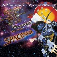 Spacewalk - A Salute To Ace Frehley / Various (CD) (Digi-Pak)