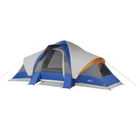 Suisse Sport Wyoming 18' x 10' 3-Room Tent