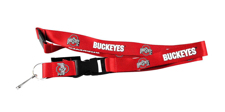 aminco NCAA Ohio State Buckeyes Team Lanyard